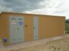 CABINA ELETTRICA PREFABBRICATA2 (Impianto fotovoltaico Gualdo Cattaneo-PG)